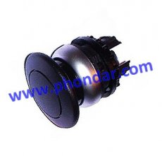 MOELLER大頭按鈕(菇型)MM2-DRP-S黑