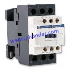 Schneider電磁接觸器LC1D25B7