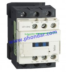 Schneider電磁接觸器LC1D12系列---(特利美/特力美TELEMECANIQUE)