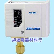 日本SAGINOMIYA壓力開關SYS-C110