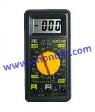 DHA數字三用電表DMM-93B