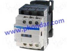 Schneider電磁接觸器LC1D18BD