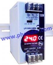 REIGNPOWER電源供應器LP1100D-24MDA