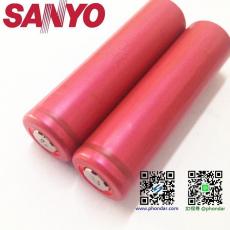 三洋SANYO鋰電池18650