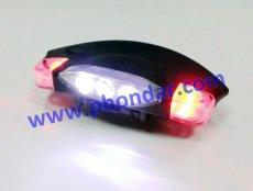 J-GUAN晶冠3+2 LED可調角度夾帽燈JG-T52