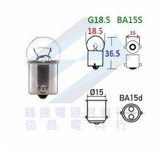 G18.5系列燈泡