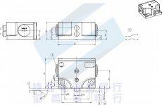 EUCHNER限動開關SN02D12-502-MC1688