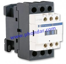 Schneider電磁接觸器LC1D32B7