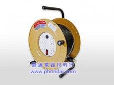 百立牌油壓型輪座/輪座型延長線PC-09