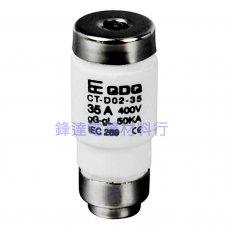 E18栓型保險絲/熔絲/熔斷器CT-DO2系列