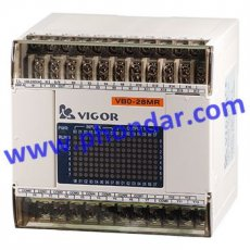 VIGOR可程式控制器VB系列VB0-28MR
