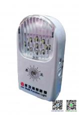 全自動多功能充電式LED緊急照明燈(感光型)另可當小夜燈(台灣制)TKM-888