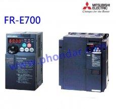 三菱變頻器FR-E700系列(FR-E720/FR-E740/FR-E720S)