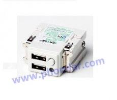 卡式USB雙插座SMP-5(另有USB單插座)