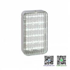LED壁掛式緊急照明燈SH-36S-L(直橫兩掛式)