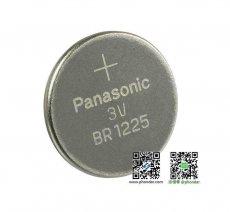 Panasonic水銀電池/鈕扣電池/鋰電池BR1225 3V