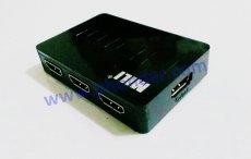 米里TV HDMI 智慧型選擇器 三入一出TV-1249