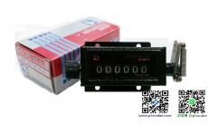 KORI專業機械式機器用6位數計數器RS207-6(日本制)