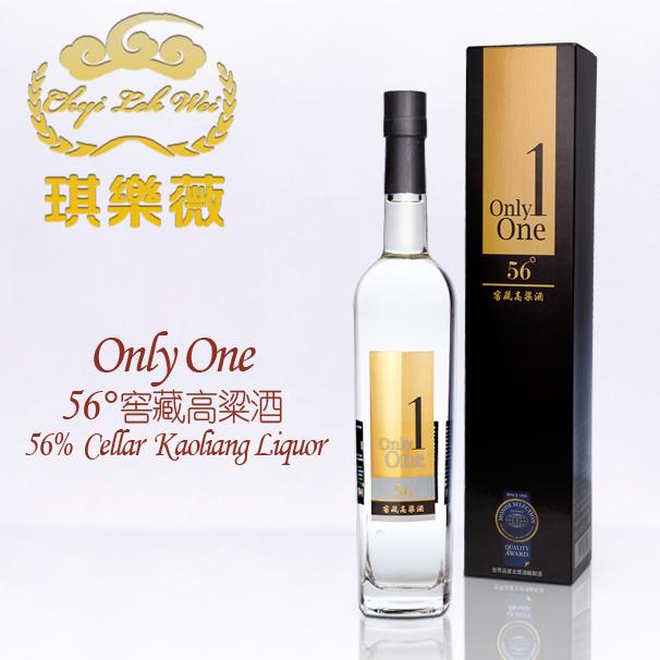 琪樂薇 56度 陳年窖藏高粱酒 陳年窖藏中式白酒 純糧固態發酵 chyilehwei 56% cellar Kaoliang Liquor 56% Chinese Baijiu